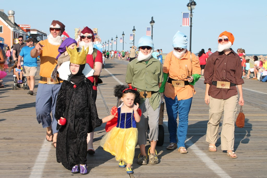 The Baby Parade in OCNJ, photo by Josh Kinney