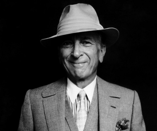Gay Talese / Photo by Joyce Tenneson