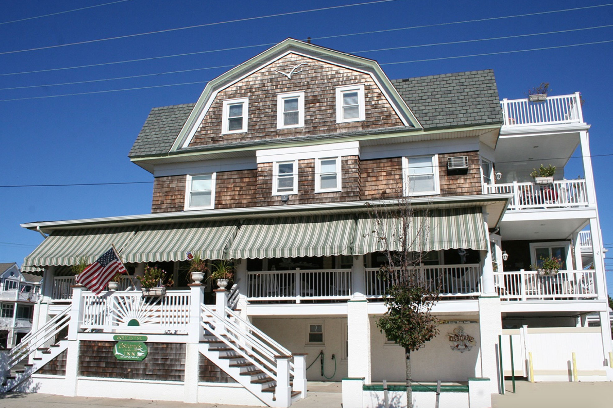 Osborne's INN Ocean City NJ