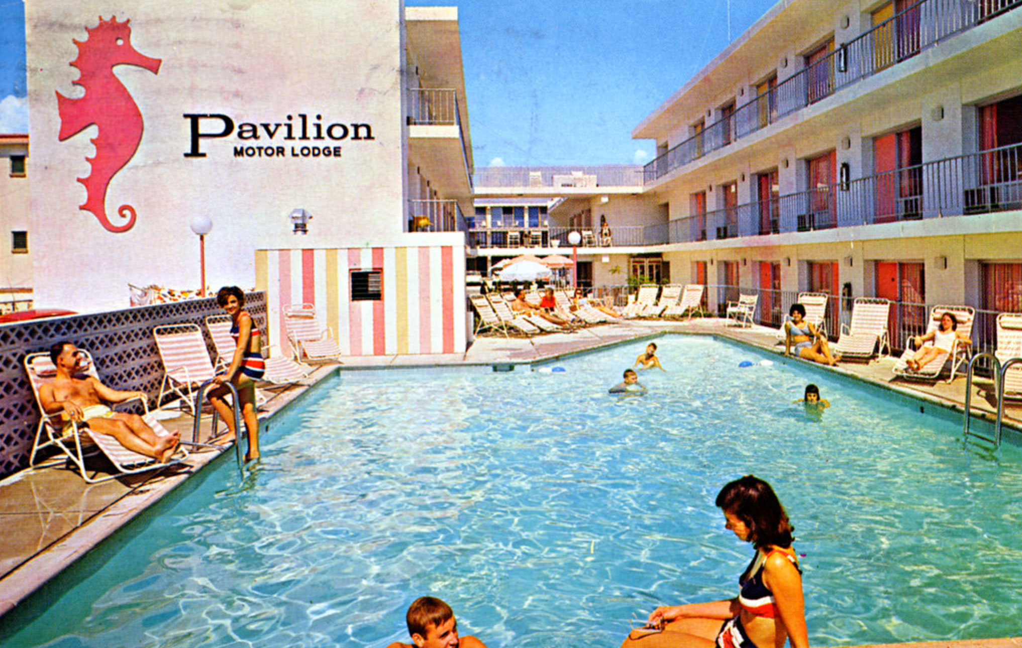 Pavillion Motor Lodge - OCNJ Where to Stay