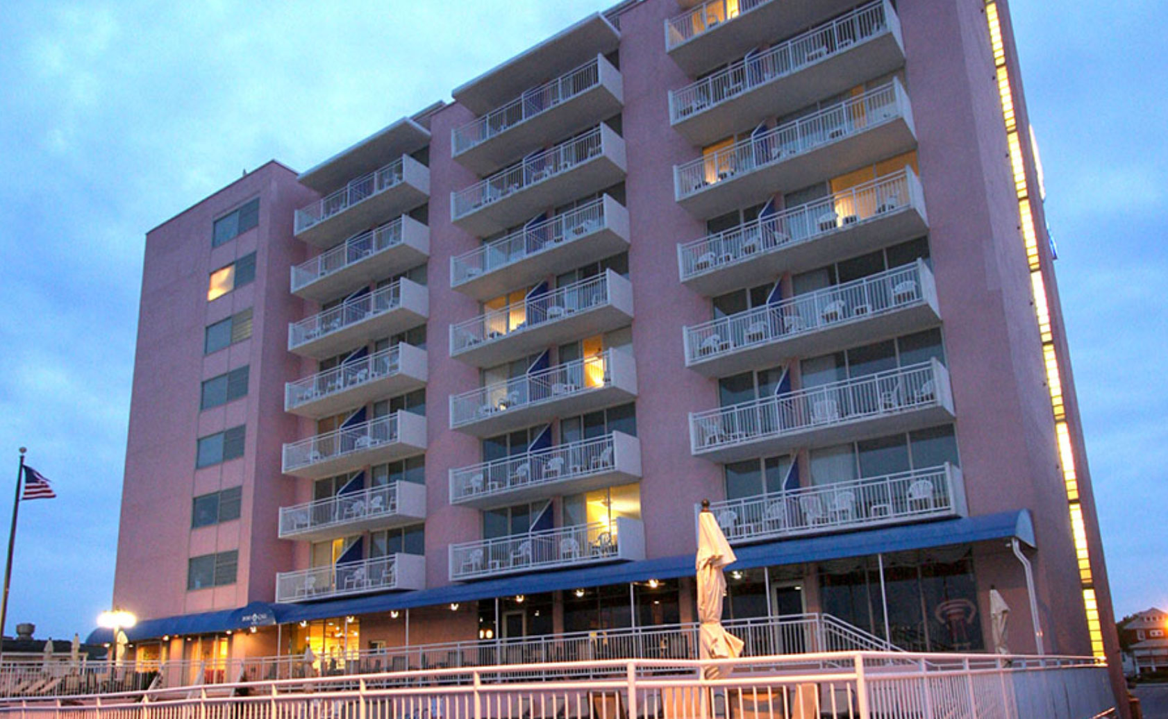 Hotels And Motels In Ocean City Nj
